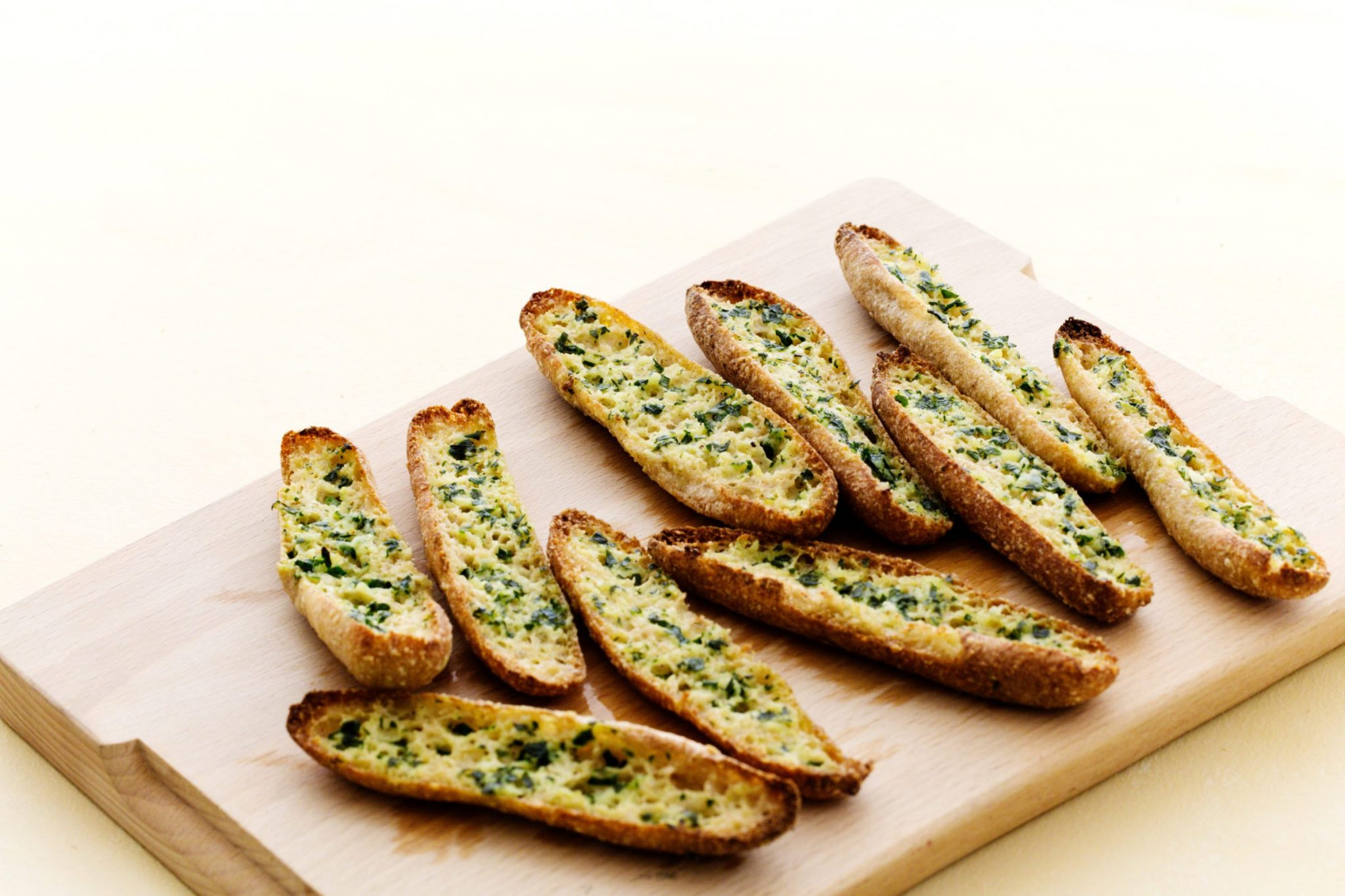 Keto Garlic Bread Recipe