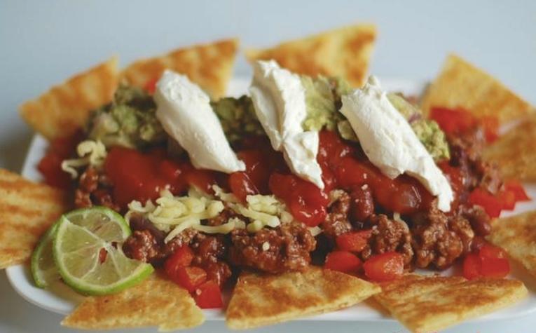Keto Appetizers | Nachos
