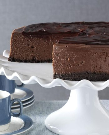 Amazing Keto Chocolate Cheesecake