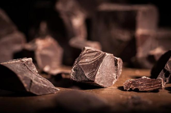 Homemade Keto Dark Chocolate