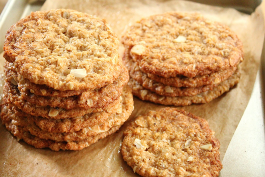 Low Carb Almond Cookies