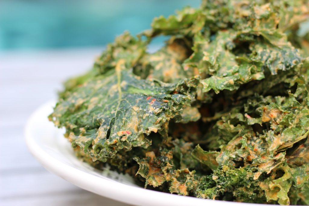 Low Carb Kale Chips