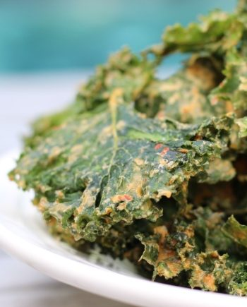 Low Carb Kale Chips
