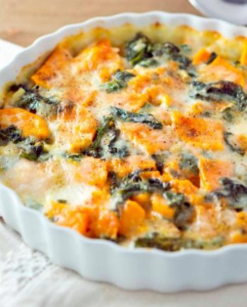 Low Carb Sweet Potato Breakfast Casserole