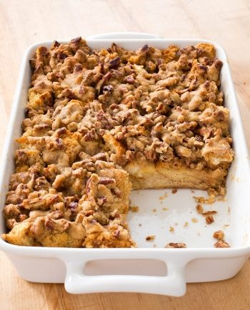 Low Carb French Toast Casserole