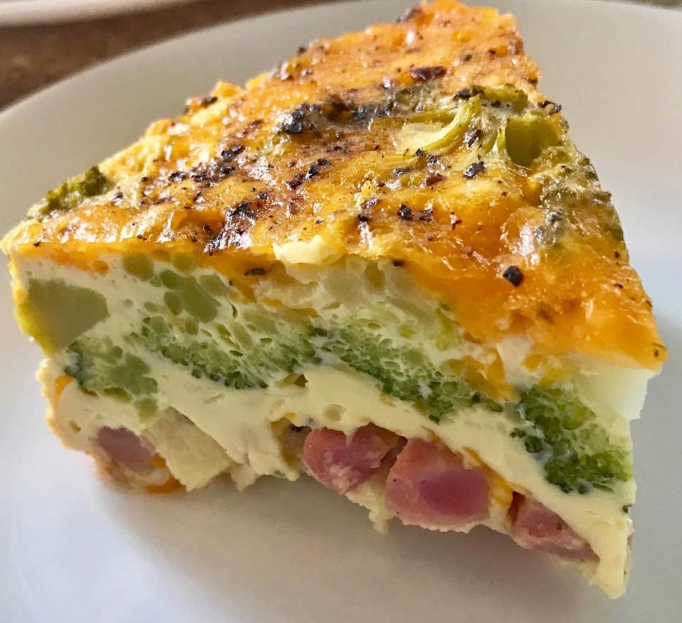 Instant Pot Low Carb Frittata