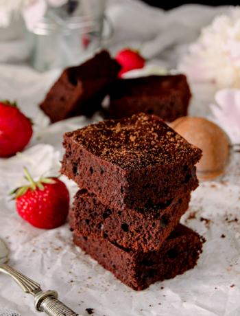 Low Carb Flourless Brownie Bites