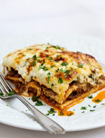 Awesome Keto Lasagna
