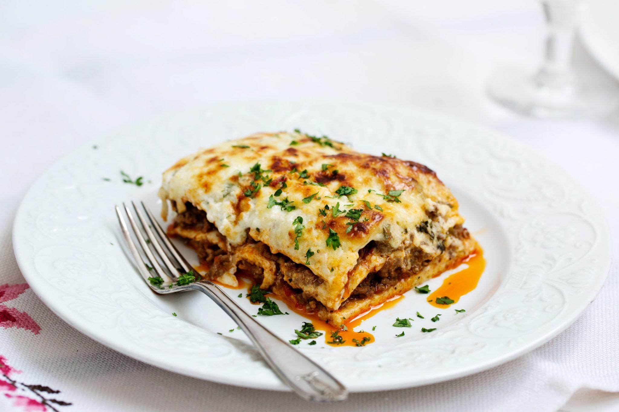 Awesome Keto Lasagna