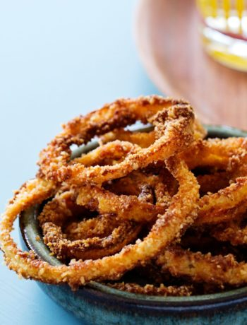 Keto Onion Ring Recipe