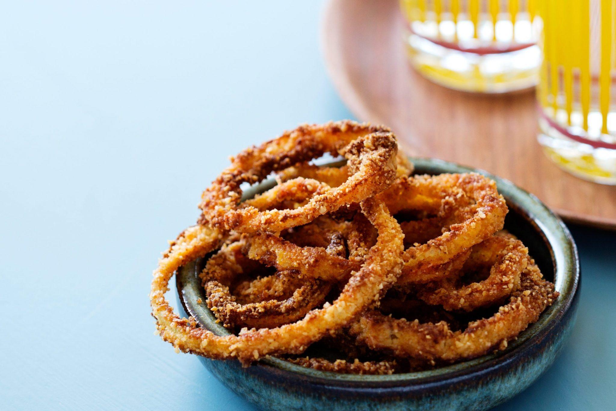 Keto Onion Ring Recipe