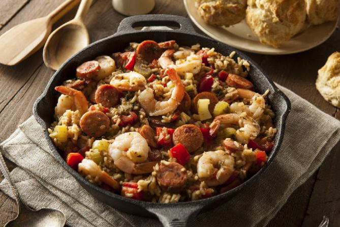 Low Carb Jambalaya