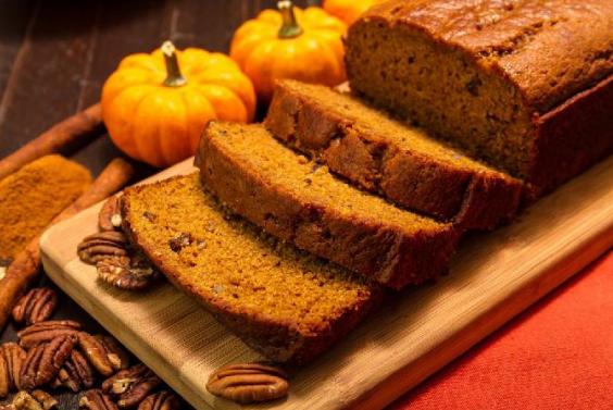 Keto Pumpkin Bread