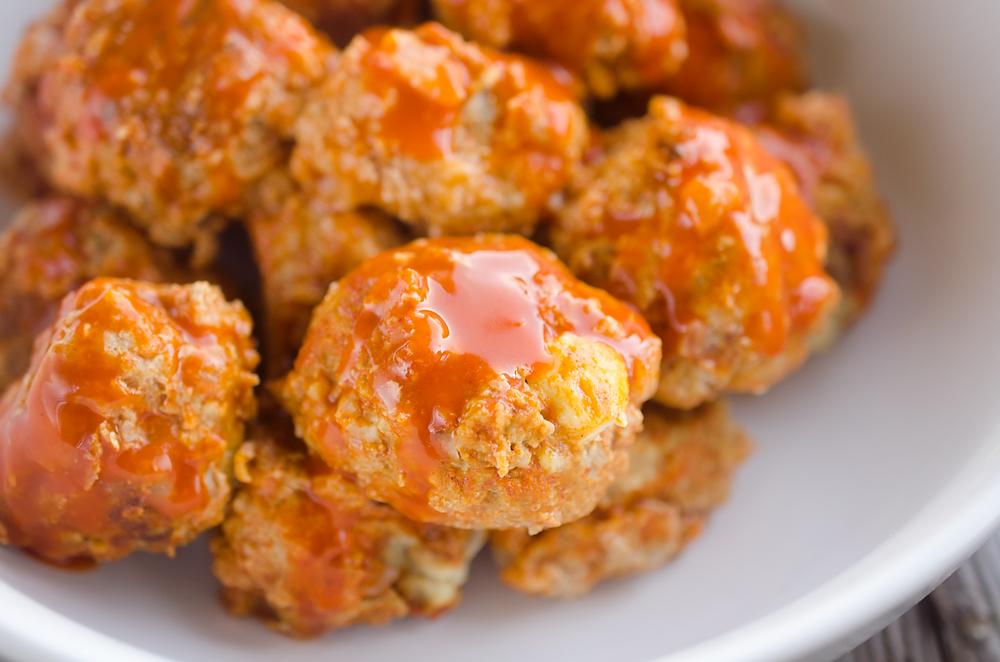 Low Carb Amazing Turkey Meatballs
